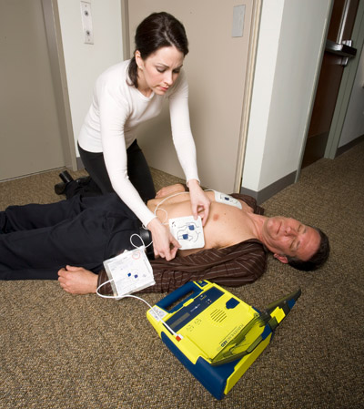 example AED
