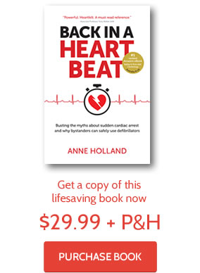 Back in a Heart Beat Book Price: $29.99